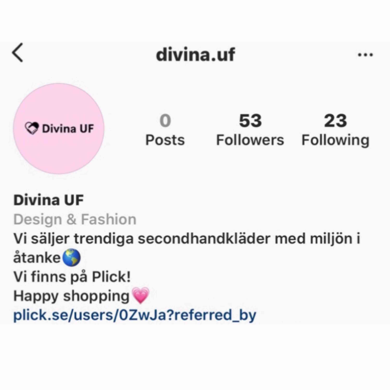 Gå in och kika på mitt och en kompis UF företag! Vi heter Divina UF här på plick och även på instagram💞 . Accessoarer.
