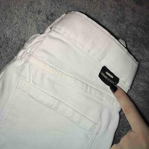 Vita höga dr denim jeans , använt fåtal gånger