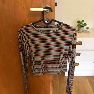 Tajt långärmad tröja
