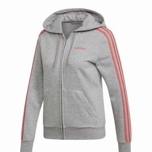 Adidas Essentials 3-stripes hoodie / kofta.Storlek XS.