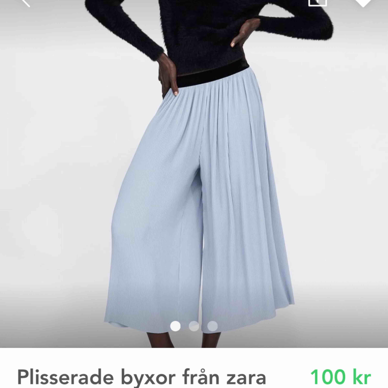 Zara byxor. Jeans & Byxor.
