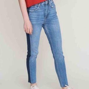 Säljer dessa jeans från ginatricot pga ingen användning längre. Nästan helt oanvända och helt fläckfria. Kan mötas upp i Stockholm eller frakta