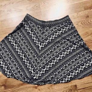 Fin kjol med mönster