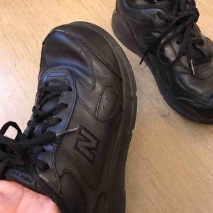 Snygga och så sköna new ballance sneakers. Har köpt nya lik ande så dom här används inte längre.