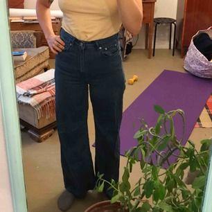 Knappt använda ace jeans från weekday, så fina men har tyckt att modellen inte riktigt passat mig.