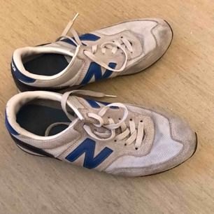 Välanvända new ballance sneakers