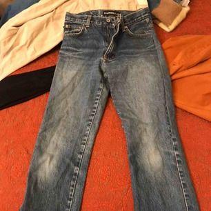 Sååå snygga vintage jeans köpta secondhand. Har för många liknande.