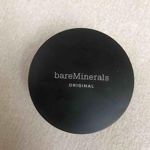 Bare minerals foundation puder i färgen light 08 helt ny all produkt kvar