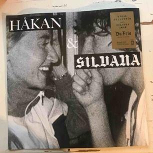 silvana x håkan- du fria (nisj remix), LP  9/10 skick  vet inte om denna finns på vinyl fortfarande ens!!