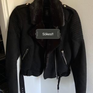 ⚠️Söker efter denna jacka i storlek xs/s från Zara om det är någon som har? ⛄❄