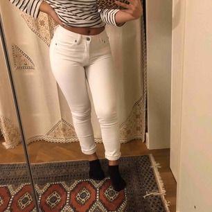 Snygga vita jeans från jc, nyskick för aldrig använt utomhus