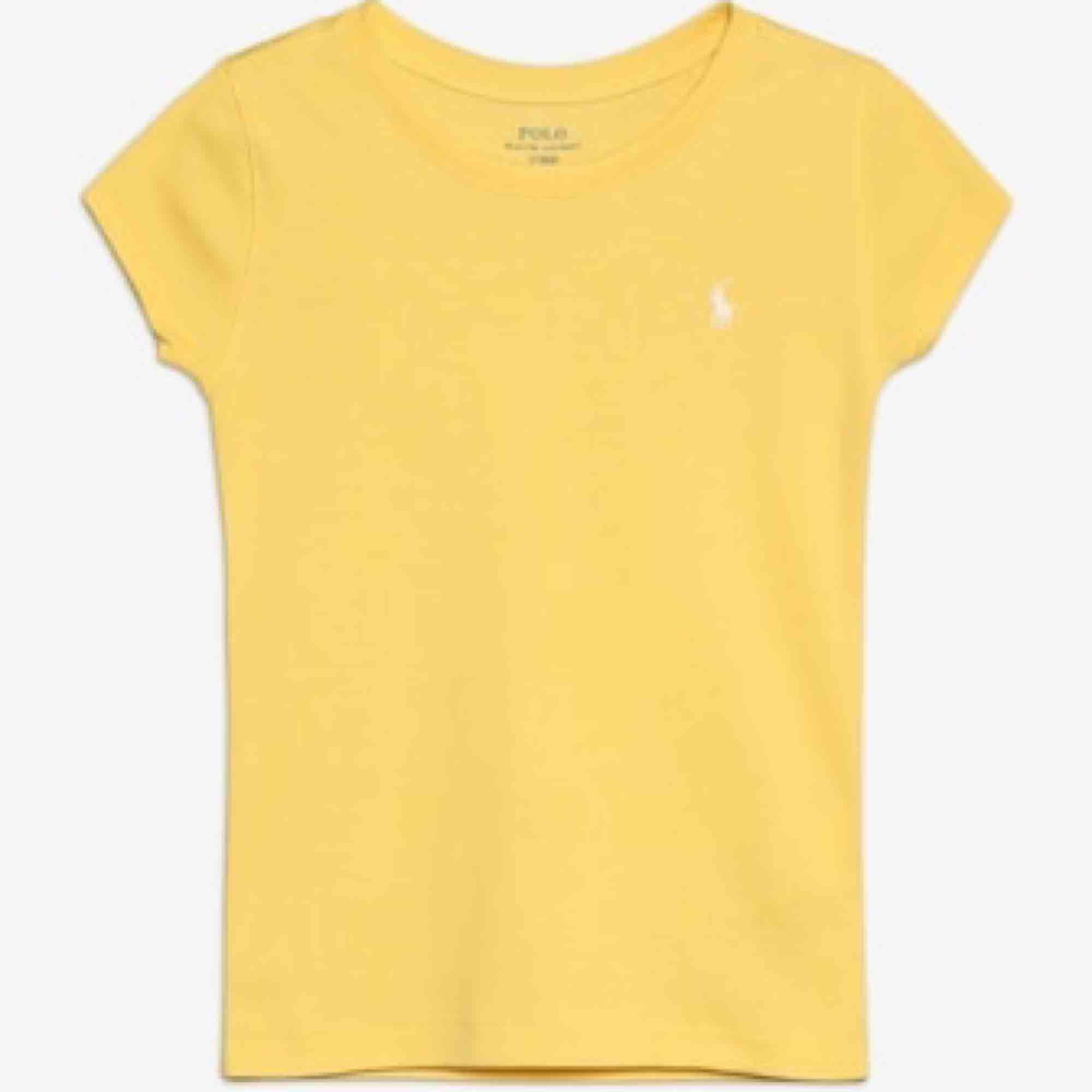 Jag säljer en T-shirt från Ralph lauren, helt oanvänd. Köpt för 395:- Storlek: XL i barnstorlek men motsvarar en XS-S eller 164-170. Bud från 100:- Kommer från ett djur och rökfritt hem.. T-shirts.