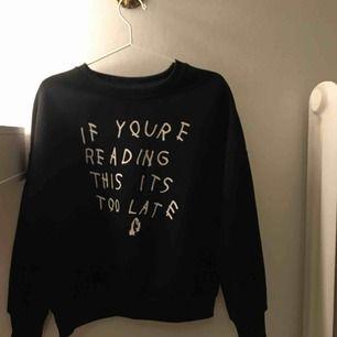 Ascool sweatshirt med tryck från Drakes album❤️