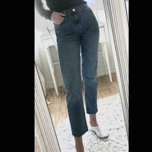 bershka jeans, säljer pågrund av att de är för korta, inte använda så mycket