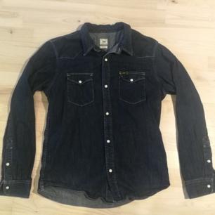 Western jeansskjorta från Lee