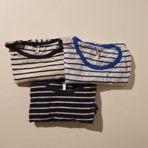 3 randig tshirt, god skick🔥👍