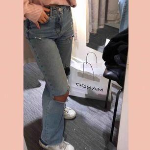 Jeans från Zara i jättebra skick!! 💕🌟