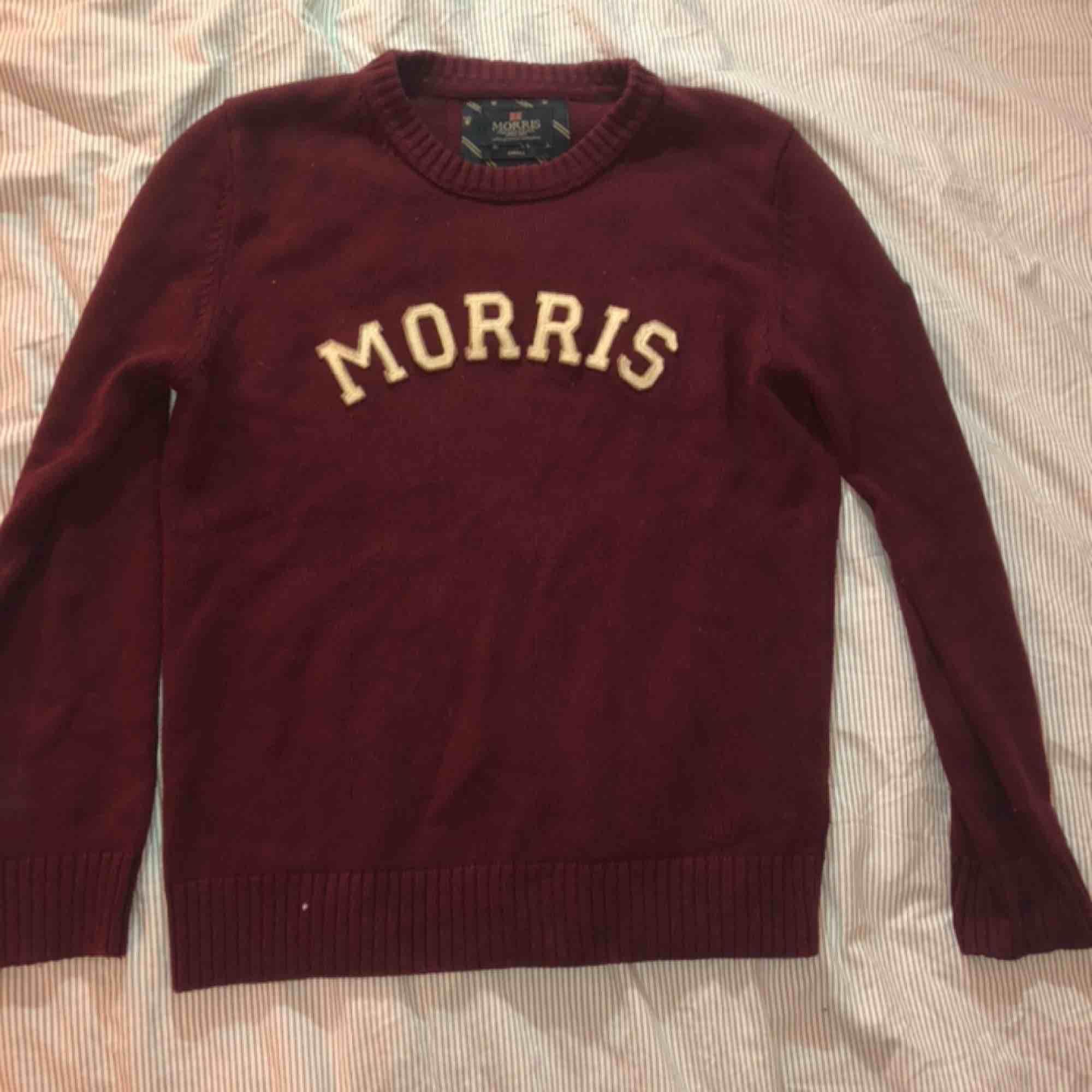Morris tröja, använd ett fåtal gånger. Nypris 1300.. Tröjor & Koftor.