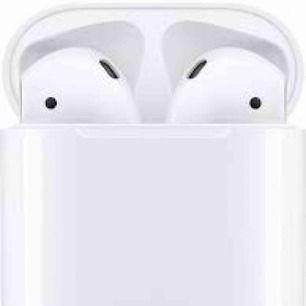 1-verision Apple airpod. Bara en vänster pga byte till fel verision ! Pris kan diskuteras. Ursprungligt pris: 695kr använd några gånger.