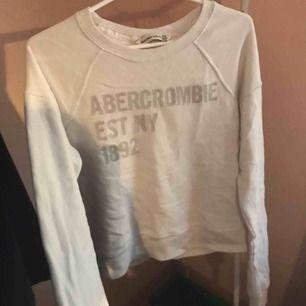 En sweatshirt från Abercrombie & fitch, använt fåtal gånger så den är i bra skick!