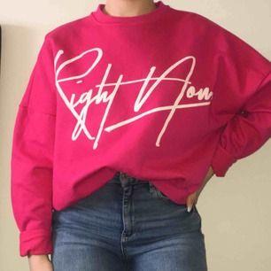 Sweatshirt från Carlings. Använd en gång. Frakt 54kr