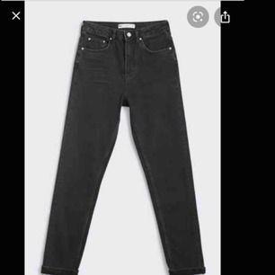 Leah slim mom jeans från ginatricot. Går ej att köpa i butik längre, bra skick