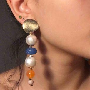 Eleganta pärlörhängen 🌟 NYA, använda en gång! Frakten är inkluderad 🥰