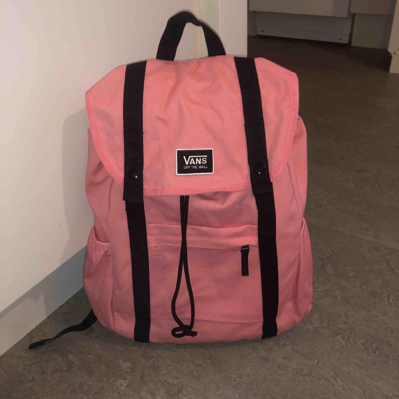Vans ryggsäck . Väskor.