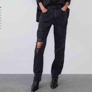 Boyfriend jeans från zara tyvärr för stora för mej