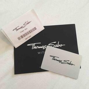 Thomas sabo presentkort   En lyxig julklapp till henne eller honom!  Thomas sabo presentkortet på 2000kr. Funkar online och i butik!  Säljer för 1650kr