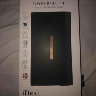 My fair clutch skal passar IPhone 8/7/6/6S från ideal of Sweden helt nytt endast öppnat boxen, fick i ett samarbete! Nypris: 399kr