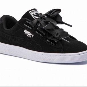 Puma skor som är använda 2 gånger. Säljes pga att jag ej använder dem. Kan även bytas mot något 🥰