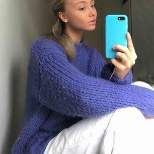 Lila tröja från zara köpt här på plick!!