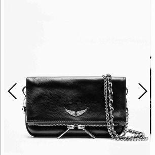 Zadig väska, rock nano bag, köpt för 2000kr
