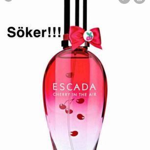 Söker min favorit parfym som inte säljs längre!