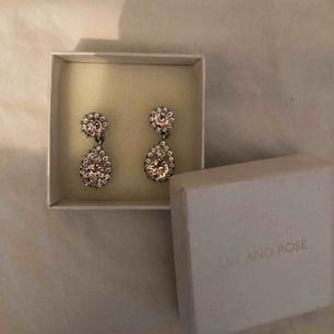 Lily & Rose örhängen, bud. Nypris: 399kr