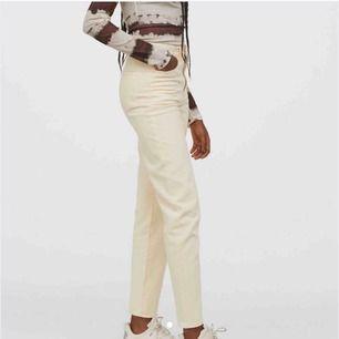 super fina jeans från hm, byxorna är nya & bara testade!!