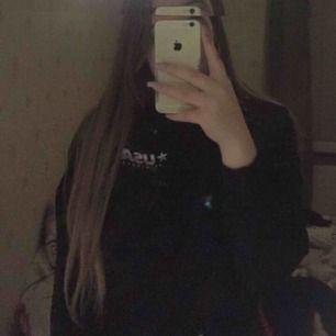Croppad hoodie står USA original endast testad 100ink frakt