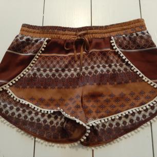 Supersöta shorts i strl S. Köpta i USA och ej använda. Fri frakt.