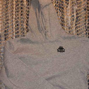 Fin kappa hoodie i bra skick. Storlek L men skulle beskriva som M.