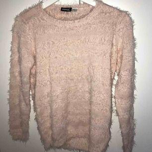 Fluffig skön tröja, perfekt för vintern