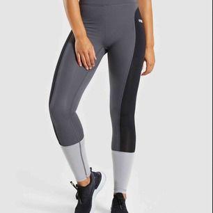 Säljer mina oanvända gymshark tights. Fraktpris är inräknat