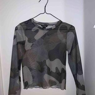 Jätte fin militär mesh tröja som tyvärr inte kommer till användning längre