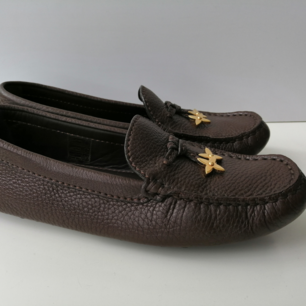 Louis Vuitton ballerinas, 100%authentic, color brown, Leather, size 38, insole 24. 5cm,!!!!! Delivery to USA, Canada, Australia No return. Write me for more info and pics