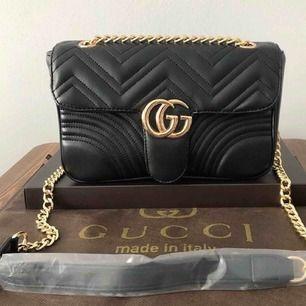 Ny Gucci fake väska