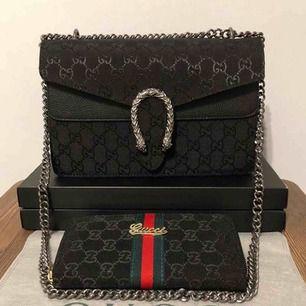 Gucci väska helt  Plånbok