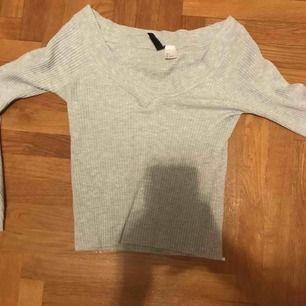 Inte använd, en fin grå tröja