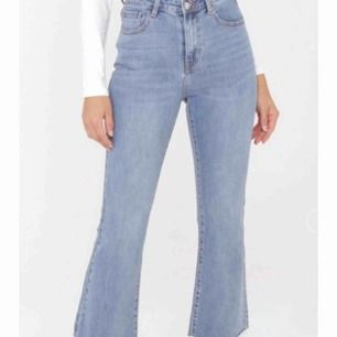 as balla blåa crooked jeans Om är mycket strechiga och som ger dig fina kurver!