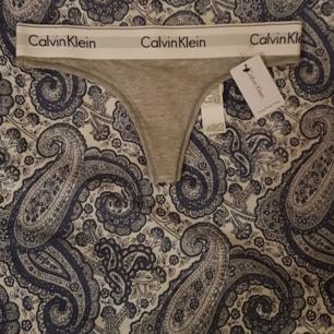 Helt nya string trosor i Calvin Klein storlek M passar S