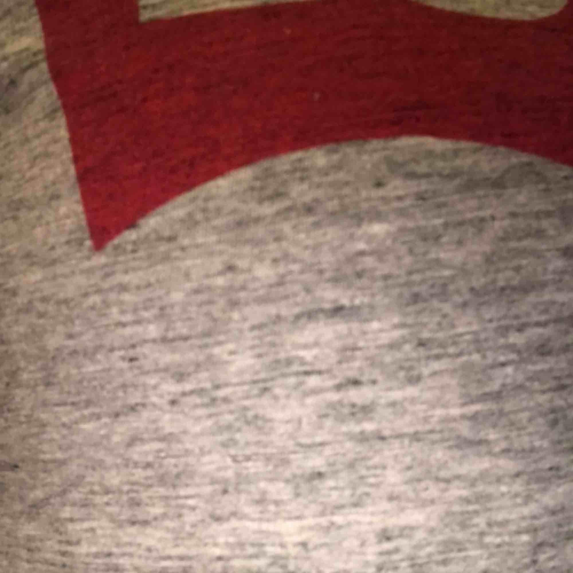 En grå tröja från Levis, S. Säljer pga att jag vuxit ur den🙈 Frakt tillkommer. T-shirts.